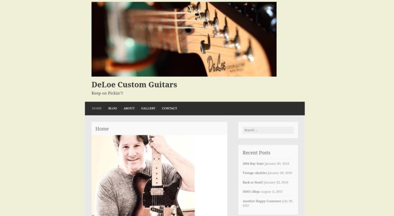 DeLoe Custom Guitars